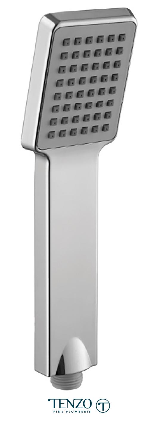 HS-205 - Douchette 1 fonction PVC chrome
