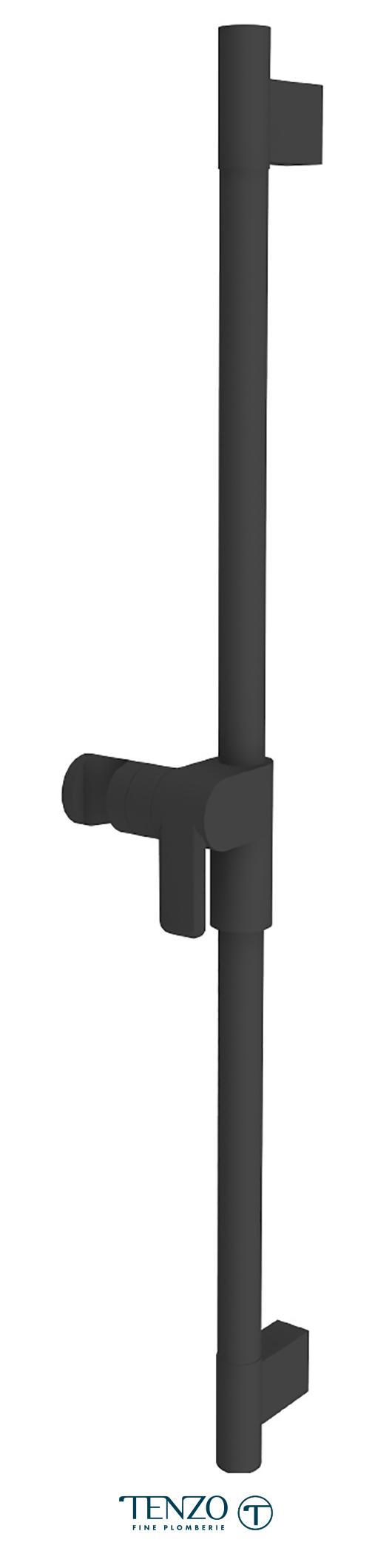 RD-35-MB - Sliding bar matte black