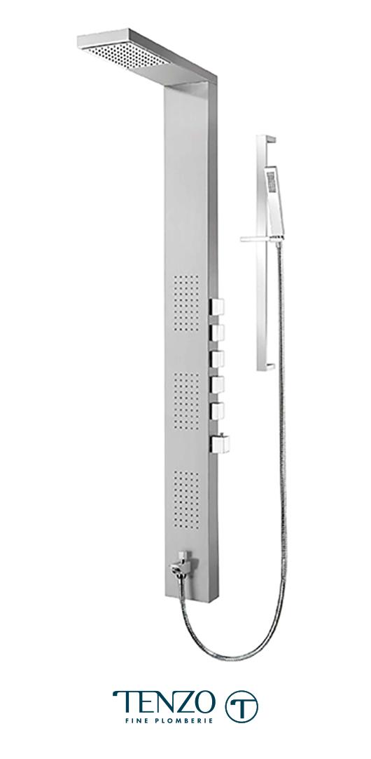 TZST-11.1 - Thermostatic valve 30L/min [7.9 gpm] @60psi